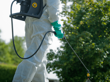 How To Set Up, Use and Calibrate A Knapsack Sprayer
