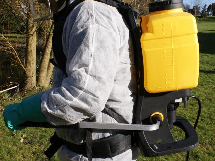 How To Calibrate A Knapsack Sprayer