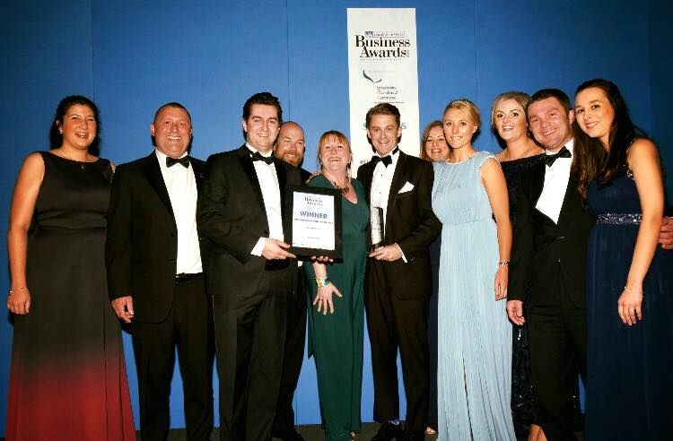Lincolnshire Medium Business of the Year 2018 winners!