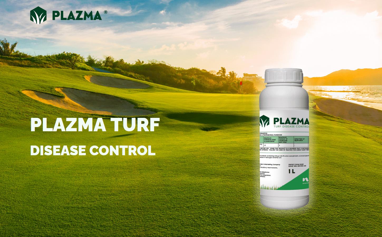 Agrigem Partner up with NuFarm to Launch Plazma Turf Fungicide