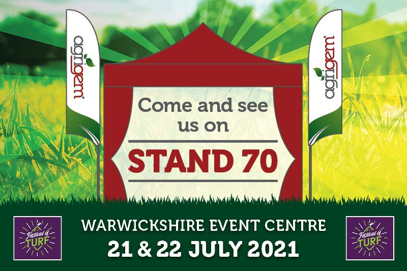See Agrigem at the Festival of Turf - 21-22 July 2021