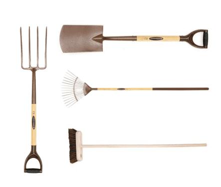 Spades, Forks & Digging Tools