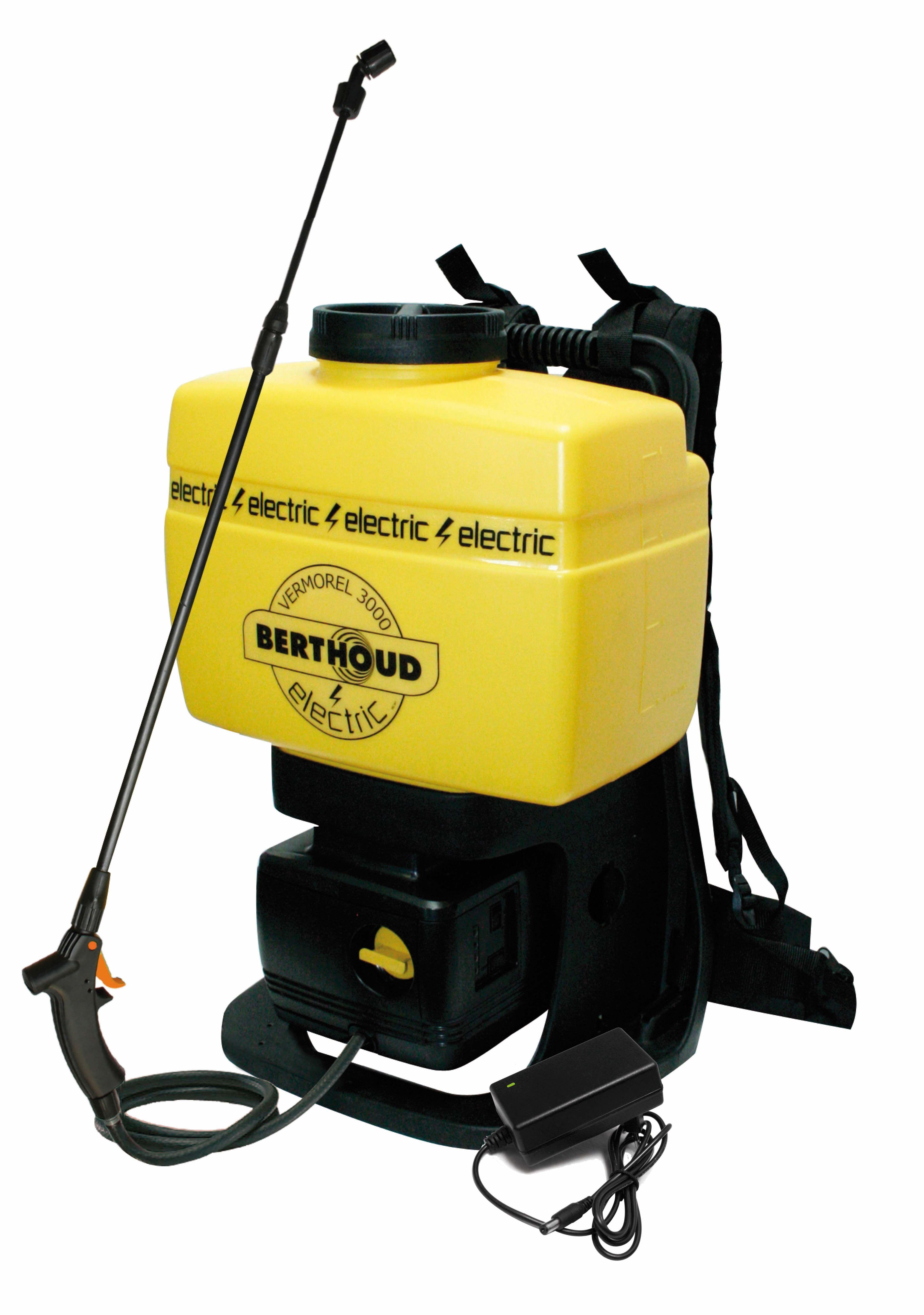 Electric Berthoud Vermoral 3000 18L
