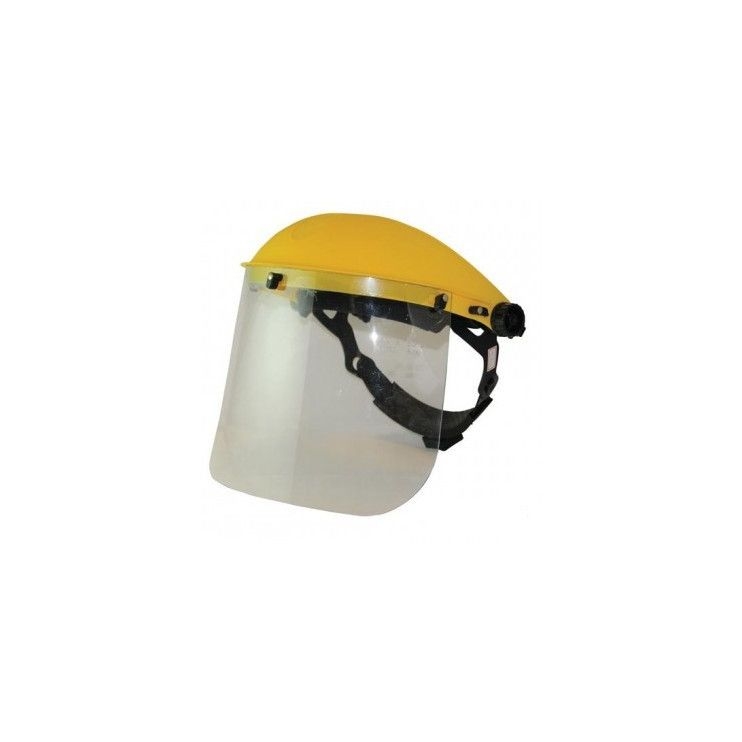 Adjustable Clear Face Shield