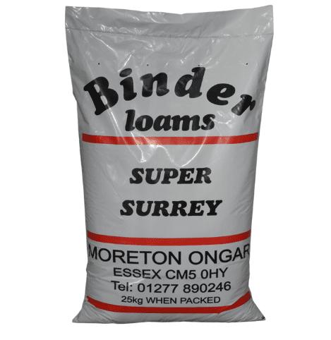 Ongar Surrey Loam 25kg