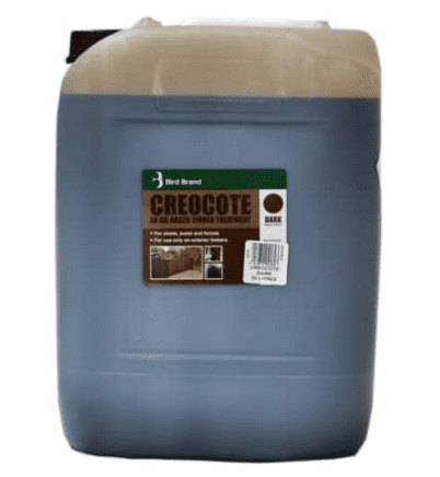 Bird Brand Creocote Wood Treatment 20L