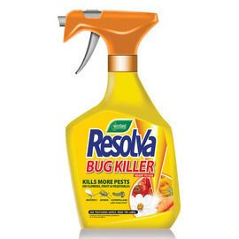 Bug Killer Resolva- Ready To Use 1L