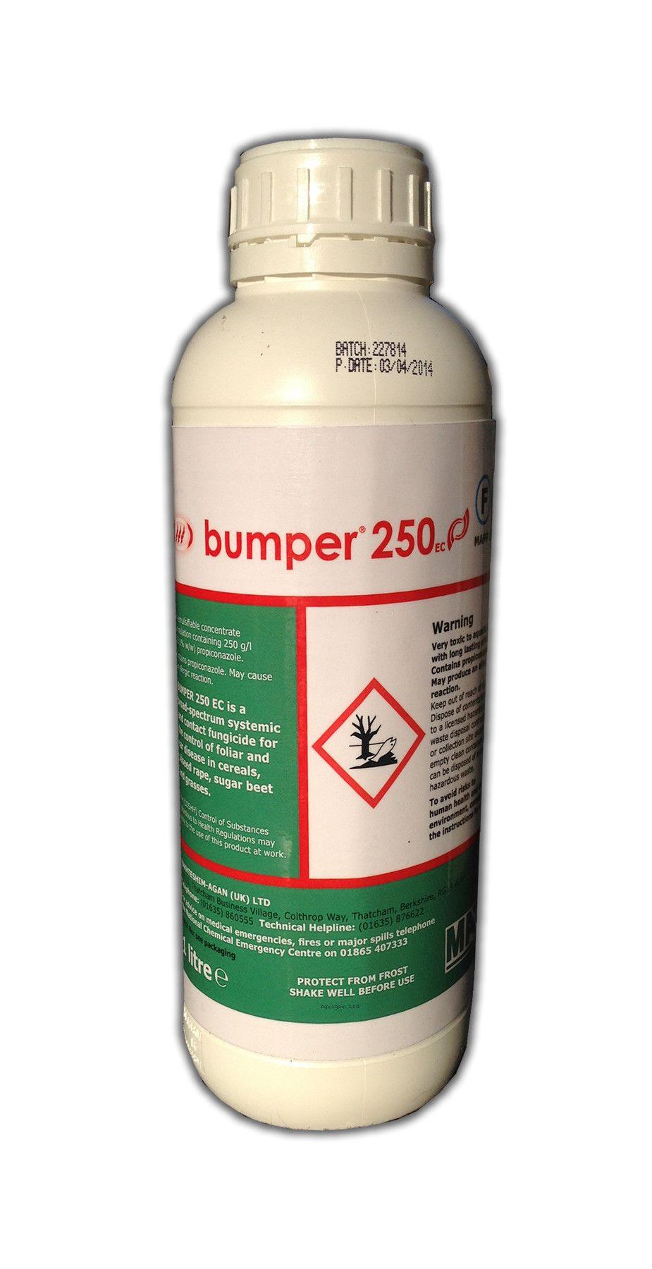 Bumper 250 EC 1L Fungicide