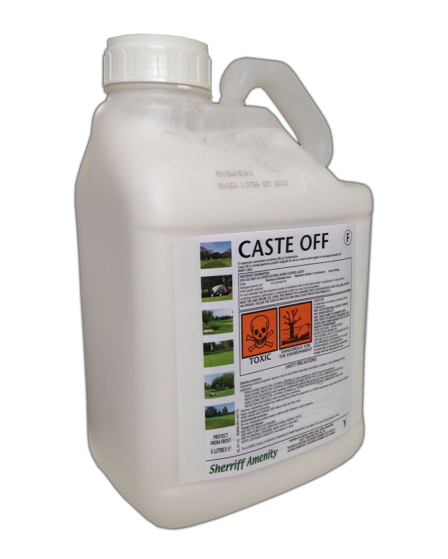 Ringer / Systemic / Caste Off Carbendazim 5L