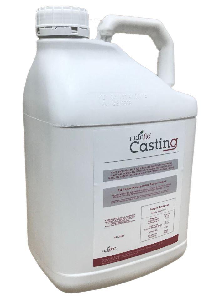 Casting 10L Liquid Fertiliser Worm Cast Reduction