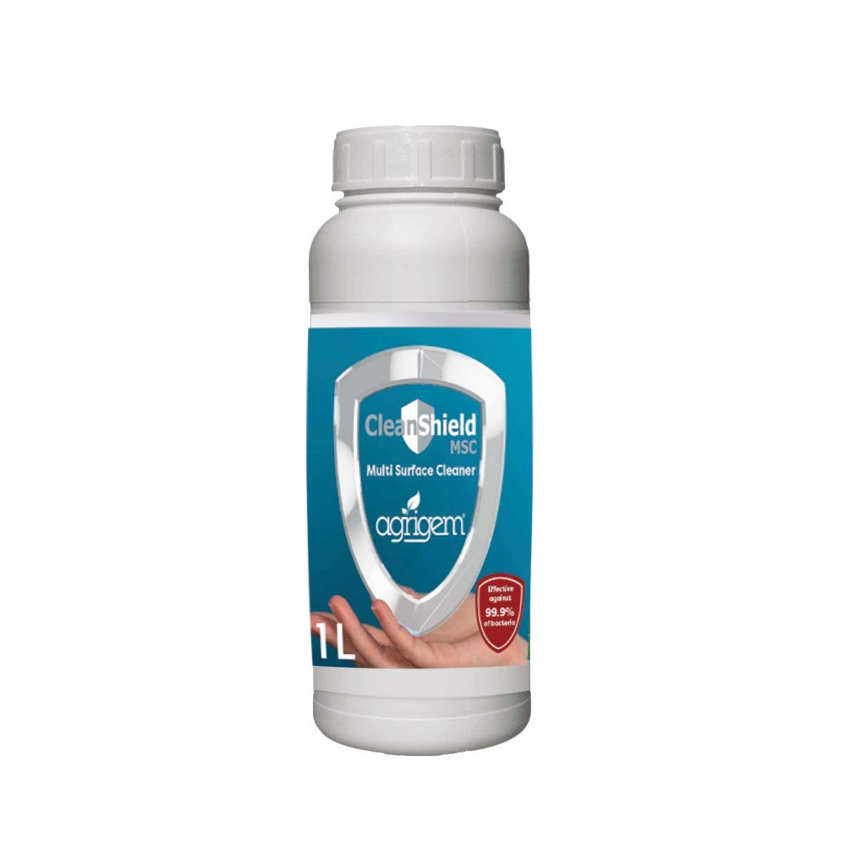 CleanShield 1L Multi Surface Cleaner & Residual Protection Against Viruses