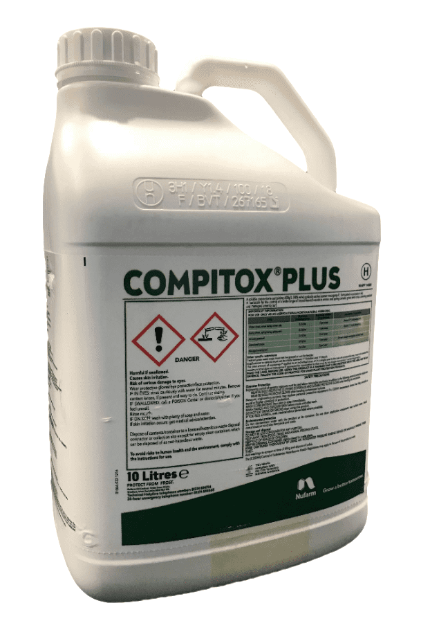 Compitox Plus Broad Leaved Weed Herbicide