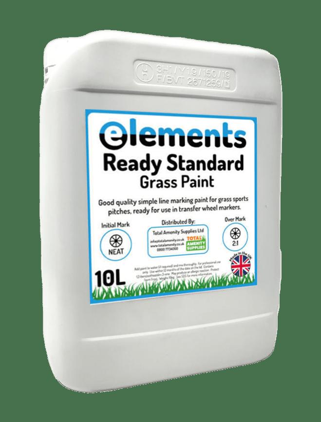 Elements Ready Standard Paint 10L