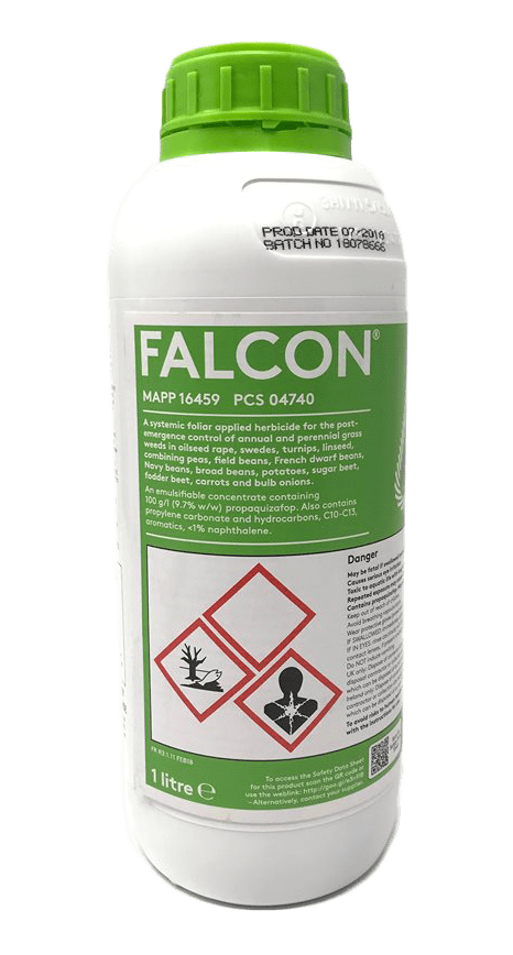 Grass Killer For Use Around Trees & Hedges - Falcon 1L