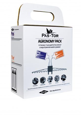 PasTor 2L Twin Pack For Control Of Docks & Nettles