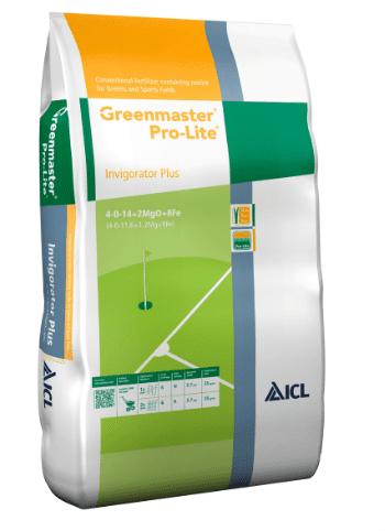 Greenmaster Pro-Lite Invigorator Plus 4-0-14 + 8Fe 25kg