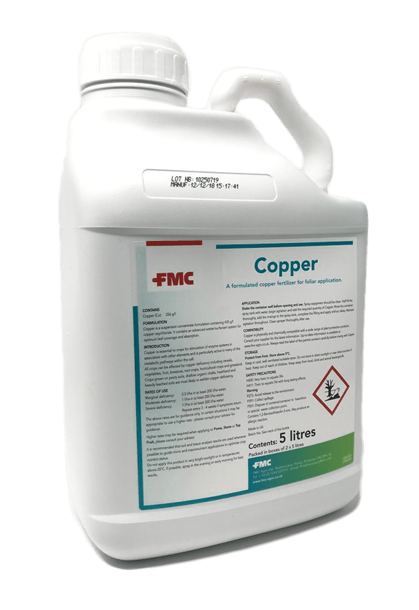 Headland Liquid Copper 5L