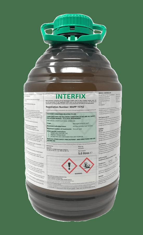 Interfix Turf Herbicide 5L