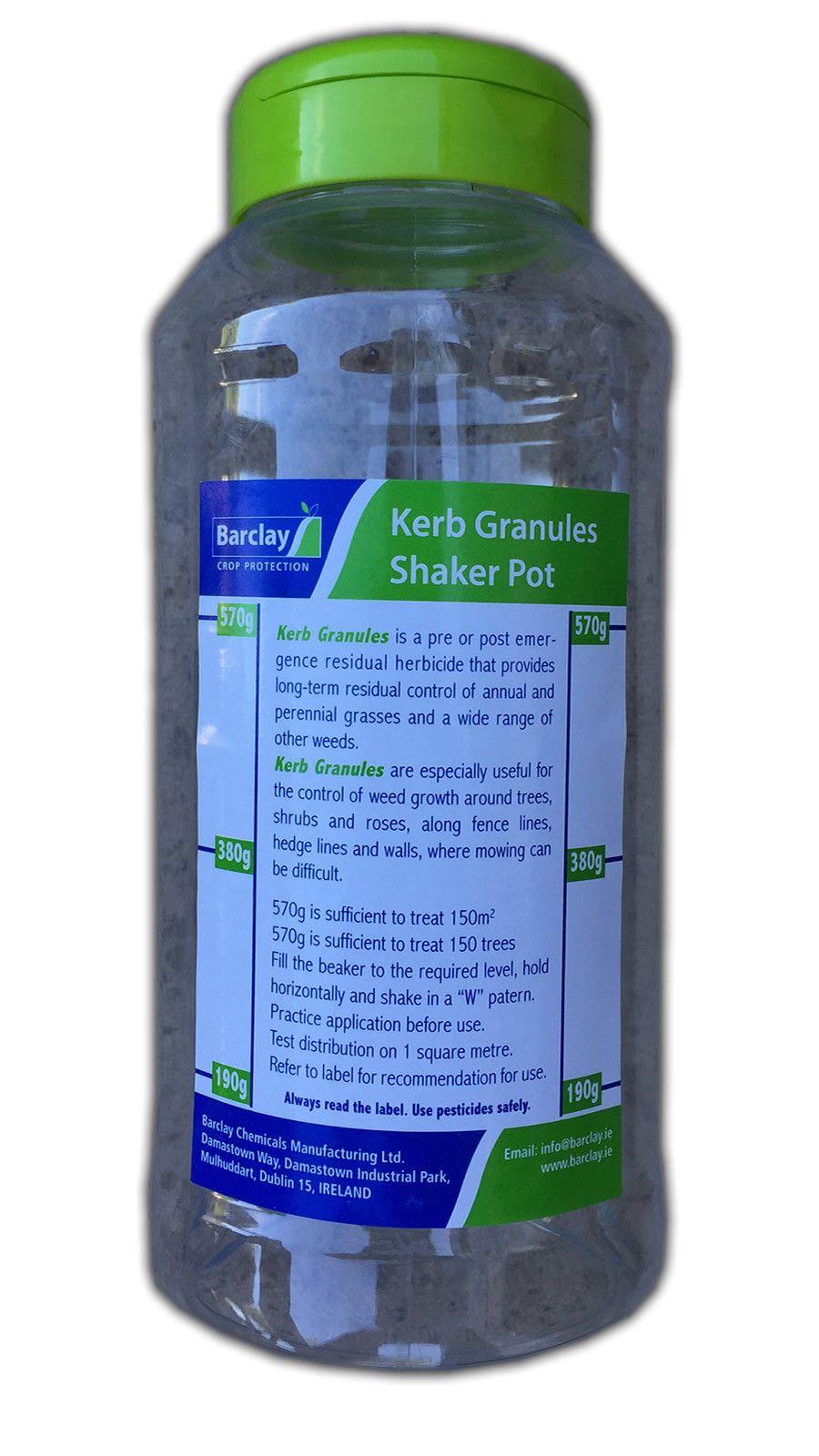 Kerb Granule Applicator