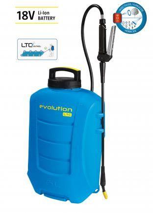 Matabi LTC Electric Knapsack Sprayer