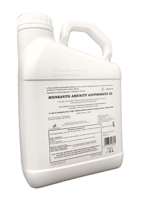 Monsanto Amenity Glyphosate XL 5L