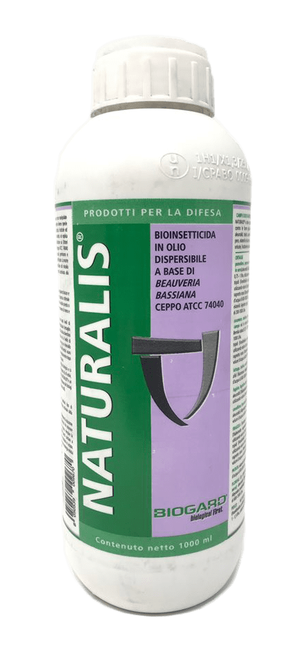 Naturalis Bioinsecticide 1L
