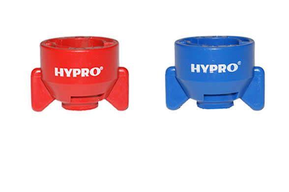 Nozzle End Caps
