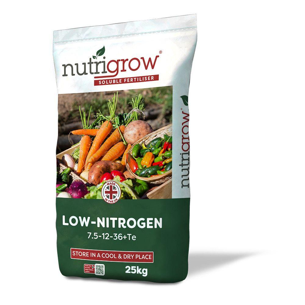 Nutrigrow Soluble Low-N 25kg