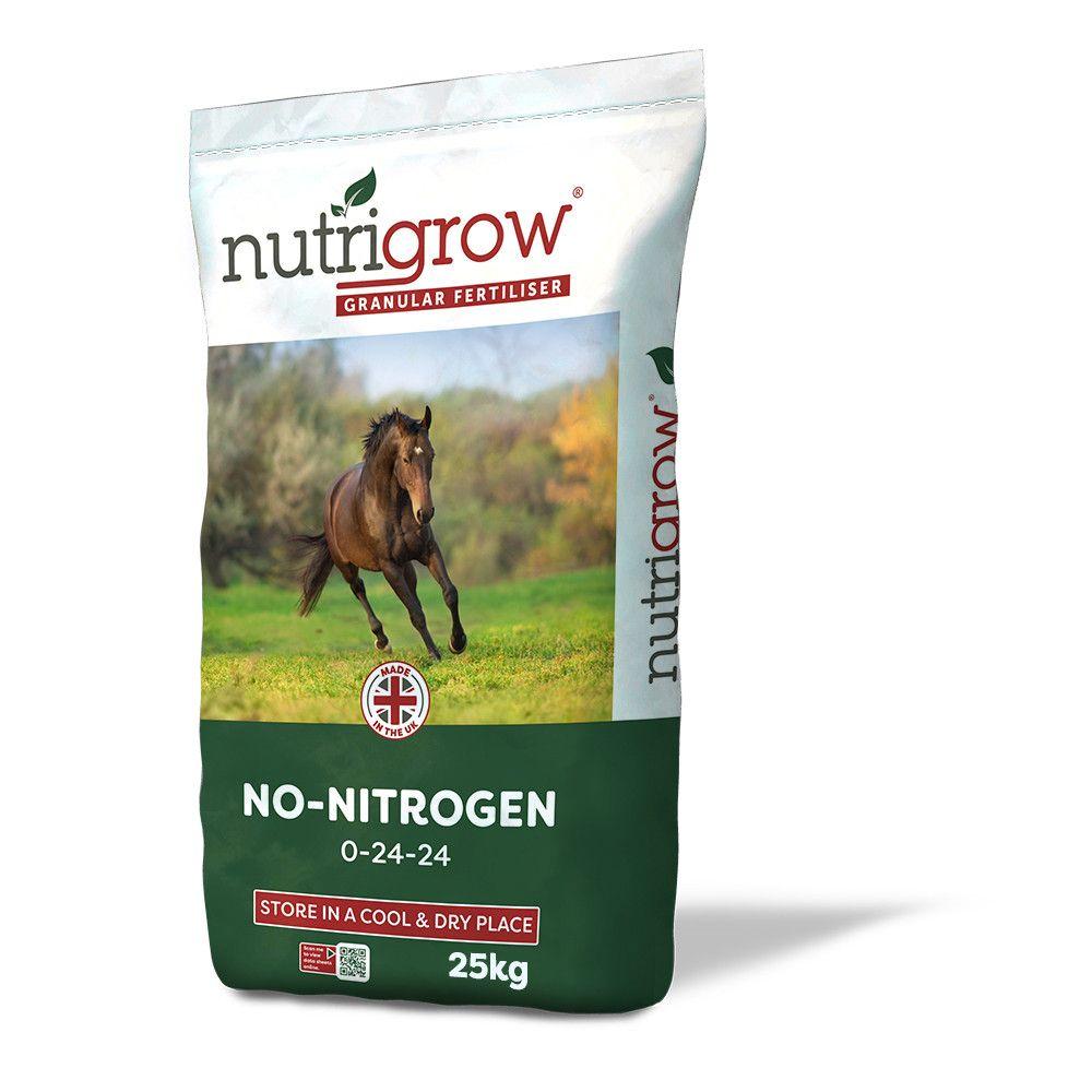 Nutrigrow No Nitrogen Fertiliser 0-24-24 - 25kg