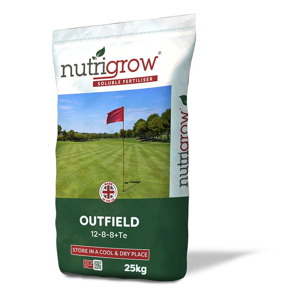 Nutrigrow Soluble Outfield 25kg Powder Fertiliser
