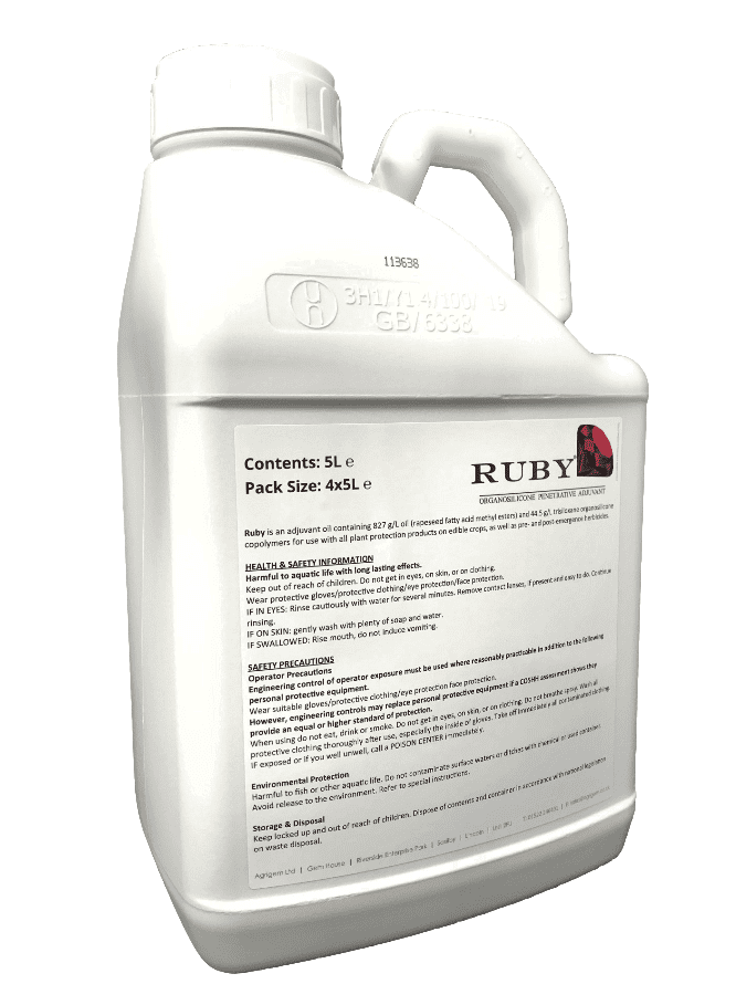 Ruby Fungicide Improver 5L | Enhance Fungicide Treatment