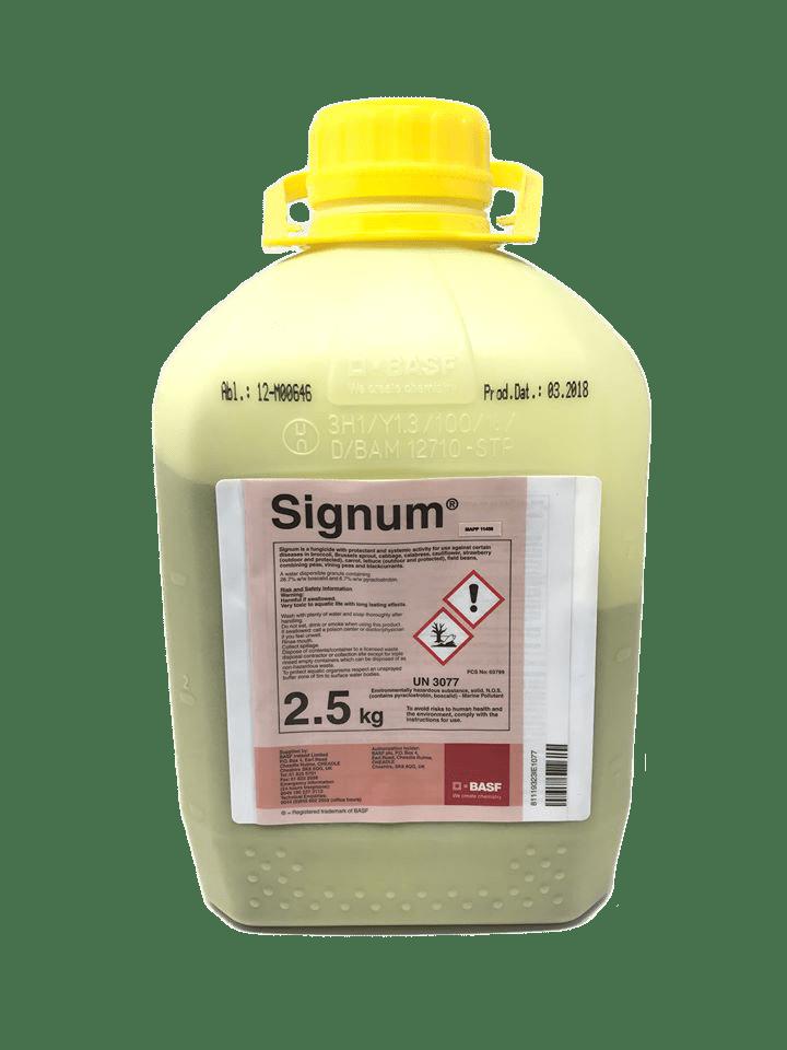 Signum 2.5kg Broad Ornamental Fungicide