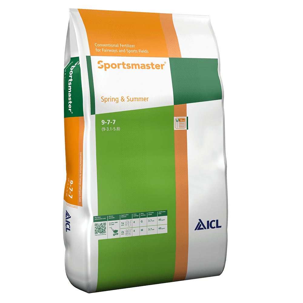 9-7-7 Sportsmaster Fertiliser 25kg