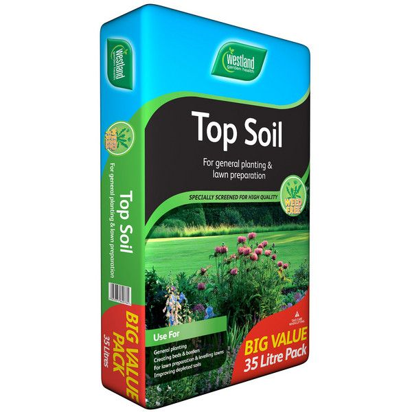 Westland Top Soil 35L