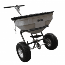Professional Extra Large 57kg Push Spreader