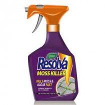 Moss Killer Resolva - Ready To Use 1L