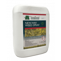 New Way Weed Spray 5L Natural Herbicide