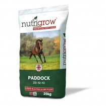 20-10-10 Paddock Fertiliser 25kg - Standard Treatment For Feeding Grassland