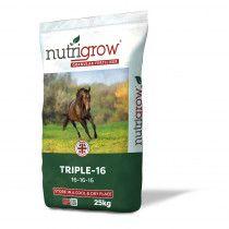16-16-16 Nutrigrow Triple 16 Fertiliser 25kg