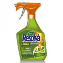 Lawn Weed Killer Extra Resolva - Ready To Use 1L