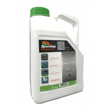 Roundup Pro Active 5L 360 Glyphosate Total Weed Control - Aquatic Safe