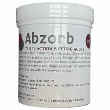 Abzorb Wetting Agent Tablet with Seaweed 250g