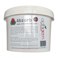 Abzorb Wetting Agent Tablet with Seaweed 2.5kg