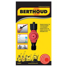 Berthoud Pressure Regulator