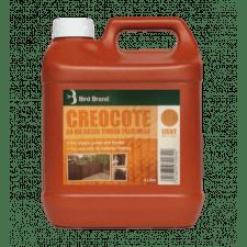 Light Brown 4L Creocote Timber Treatment