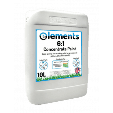 6:1 Elements Concentrated Line Marking Paint - 10L - White
