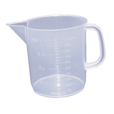 1000ml Chemical Measuring Jug