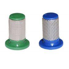 Top Hat Nozzle Filter