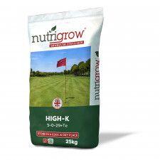 5-0-29 Nutrigrow High-K Fertiliser 25kg