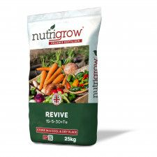 Nutrigrow 15-5-30 + 3Mg + 5SO3 Soluble Revive 25kg